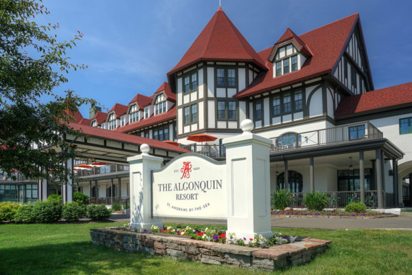 Algonquin Resort, Saint Andrews